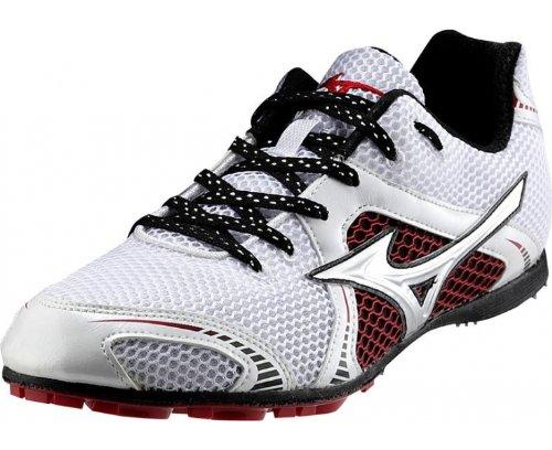 Mizuno Tempo MD scarpa spike Bianco (Bianco)