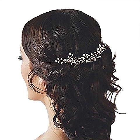 Yean Wedding Hair Pins Bridal Hair Accessories for Women and