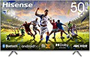 Hisense 50 inch 50A7200F 4K Smart Android TV UHD Googleplay LED Dolby Vision HDR 10, HLG, HDMI 2.0 *3, Bluetoo