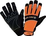 Hase Power Grip Winter-Handschuhe - schwarz