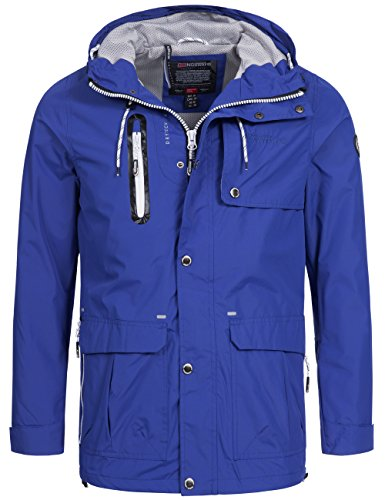 Geographical Norway - Blouson - Homme Bleu - Bleu