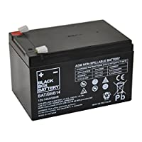 12V 14Ah BBB Sealed Lead Acid (AGM) Mobility Scooter Battery