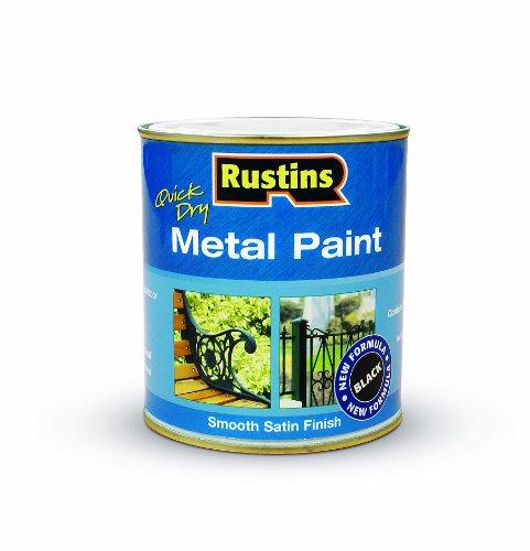 rustins-mpbk250-vernice-metallizzata-ad-asciugatura-veloce-nero-250-ml