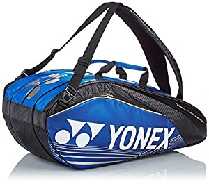 Yonex 9er Pro Thermobag Racket Bag-Blue, 9 Oz Review 2018