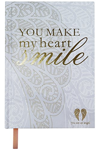 Price comparison product image You Make My Heart Smile Notebook