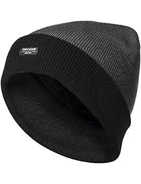 Cappello berretto invernale a maglia con barboncino Thinsulate da sci Unisex adulto