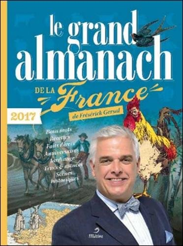 Le grand almanach de la France