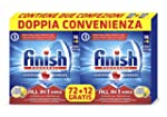 Finish All in 1 Max Detergente, Limon...