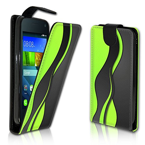 Vertikal Flip Style Handy Tasche Case Schutz Hülle Schale Motiv Etui Karte Halter für Apple iPhone 6 / 6S - Variante VER37 Design9 Design 5