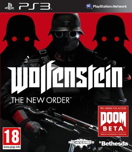 Wolfenstein: The New Order (PS3) [Edizione: Regno Unito / Gioco giocabile in italiano]