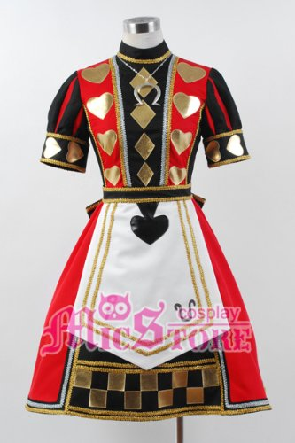 Alice Madness Returns Alice Cosplay Kostüm Größe (Returns Kostüm Madness Cosplay Alice)