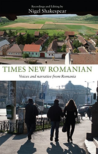 Times New Romanian: Voices and Narrative from Romania (English Edition)
