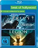 Priest/Legion - Best of Hollywood/2 Movie Collector's Pack [Blu-ray]