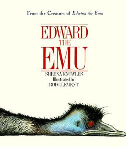 Edward The Emu por Sheena Knowles