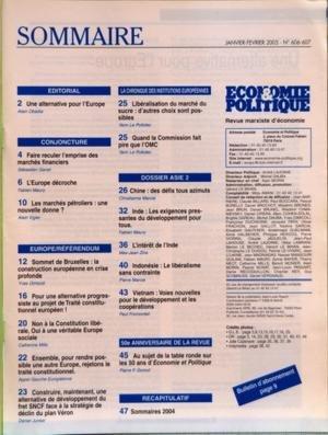 Libération - supplément au n° des samedi 21 et dimanche 22 mai 2005 - Référendum : 25 questions pour se forger une opinion/Table ronde Fnac-Libération : dix intellectuels débattent du traité