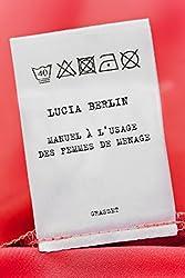 Manuel à l'usage des femmes de ménage : Traduit de l'anglais (Etats-Unis) par Valérie Malfoy (Littérature Etrangère) (French Edition)