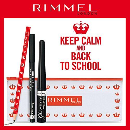 Rimmel London Set Back to School Glam 'Eyes + Soft Kohl Pencil + ESTUCHE
