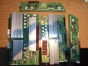 Samsung ps-50C96hdx/XEU ps-50C96hdx 50C96hdx LJ92–01490un lj41–05120un kit de réparation