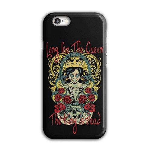 Leben Königin König Tot Böse Tot iPhone 6 / 6S Hülle | (Mumie Königin Kostüm)