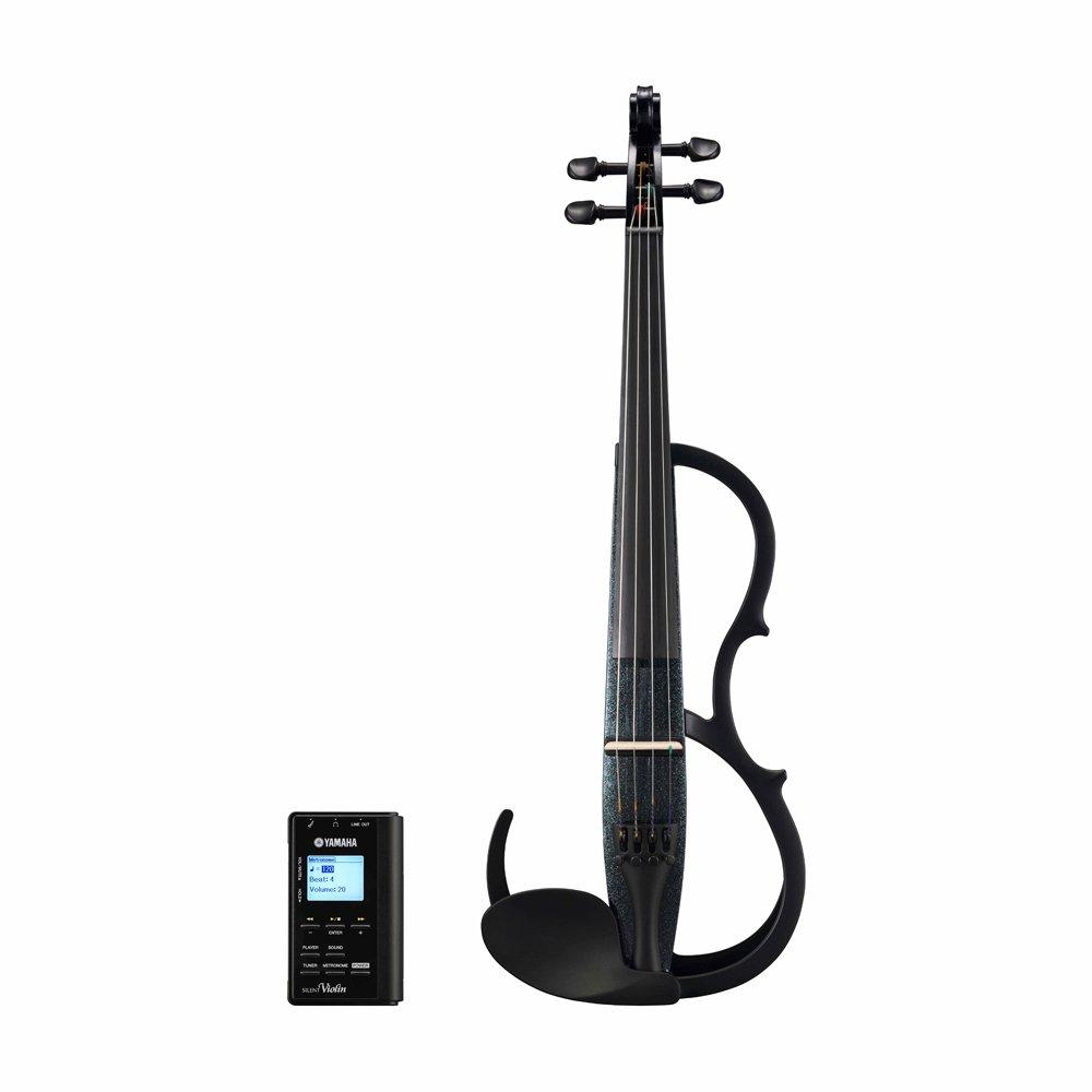 Yamaha Set violino 4/4Violini elettrico Violini sv150sbl, colore: nero