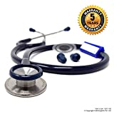 #3: IndoSurgicals Silvery II-SS Stethoscope (Blue)