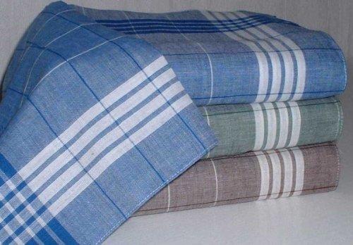 10 Herren Taschentücher Arabias für die Arbeit (7003.0000) -