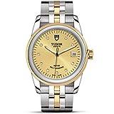 Tudor Women's Diamond 36mm Two Tone Steel Case Automatic Watch M55023D-BRXX