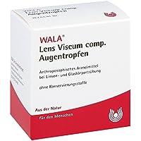 Lens Viscum compositus Augentropfen 30X0.5 ml preisvergleich bei billige-tabletten.eu