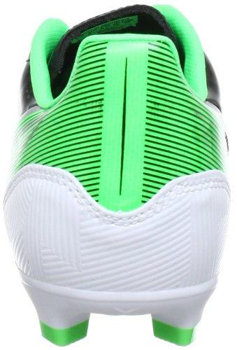adidas Performance F10 TRX FG G65347 Herren Fußballschuhe Schwarz (BLACK 1 / RUNNING WHITE FTW / GREEN ZEST S13)