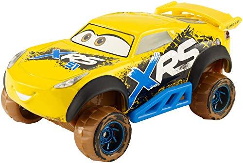 Disney Cars - Vehículo XRS Cruz Ramirez, Coches de Juguetes niños +3 años (Mattel GBJ37)