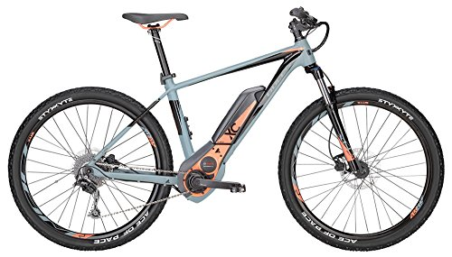 Bulls E-Bike SIX50 E1 11 Ah Herren schwarz 2018 Gr. 51 cm -