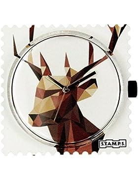 Stamps S.T.A.M.P.S. Uhr Zifferblatt Palm New Deer 104294