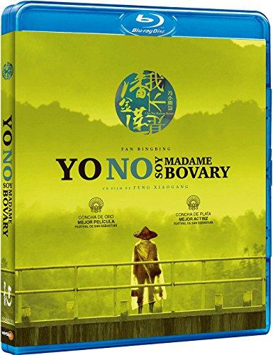 Yo No Soy Madame Bovary [Blu-ray]