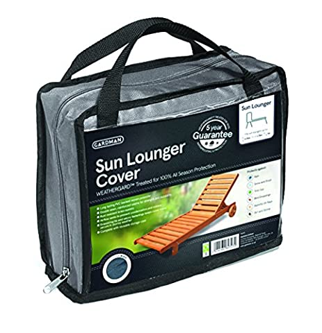 Gardman 35996 Sun Lounger Cover