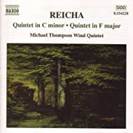 Reicha: Wind Quintets, Op. 91, No. 6 And Op. 88, No. 6