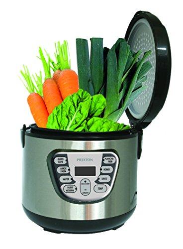 Prixton Robot de cocina multifunción programable 5L 900W