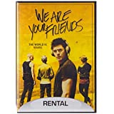 WE ARE YOUR FRIENDS DVD RENTAL EXCLUSIVE