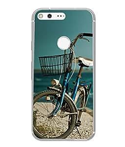 PrintVisa Designer Back Case Cover for Google Pixel XL (classy photo of your best friend multicolour)