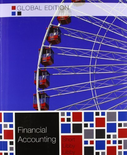 Financial Accounting by Libby, Robert, Libby, Patricia, Short, Daniel G Published by McGraw-Hill Higher Education (2011)