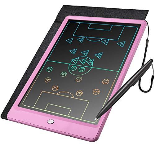 Tavoletta Grafica LCD Scrittura Tablet 10 Pollici Elettronica Tavoletta Grafica Lavagna Colori Portatile Tablet da Disegno con Penna per Bambini
