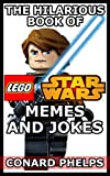 #6: The Hilarious Book Of Lego Star Wars Memes And Jokes