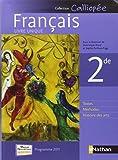 Français 2de - Programme 2011 : Livre unique format compact