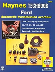 The Haynes Ford Automatic Transmission Overhaul Manual (Techbook Series) by Jeff Killingsworth (1996-04-02)