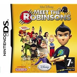 Meet the Robinsons (Nintendo DS)