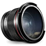 Altura Photo 58MM 0.35x Fisheye Wide Angle Lens with Macro Close-Up Portion at amazon