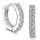 Sungpunet Fashion di alta qualità in argento Sterling 925orecchini per ragazze Fancy party Wear orecchini per le donne