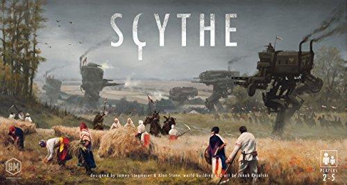 """Preisvergleich Produktbild stonemaier Spiele STM600 """"Scythe"""" Spiel - englisch"""