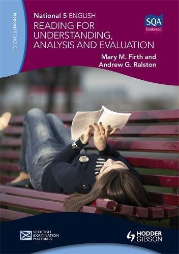 Image of National 5 English: Reading for Understanding, Analysis and Evaluation