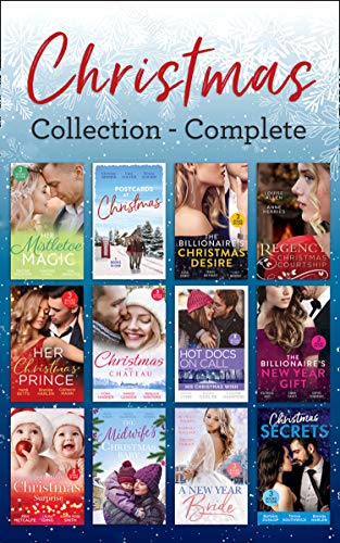 Complete Christmas Collection (Mills & Boon e-Book Collections) (English Edition) (Carlisle Collection)