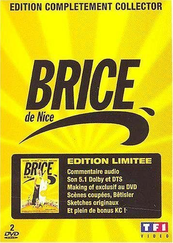 Brice de Nice - ?dition Collector 2 DVD [FRENCH] by Jean Dujardin